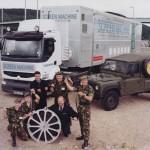 SM1 preparing to go to Bosnia